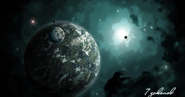 Внеземная жизнь.
