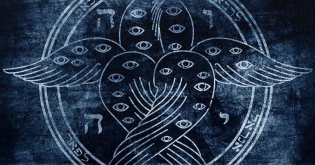 К какому типу относятся ангелы народов мира?