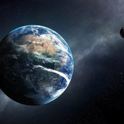 Открытие планеты Земля.