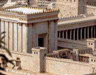 Ноахидыи Третий Храм в дни празднования Суккота