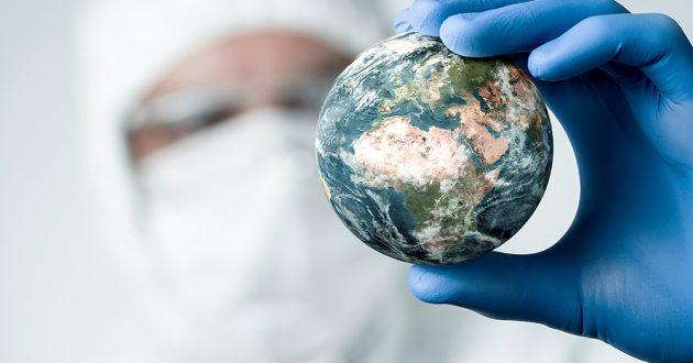 Пандемия COVID-19 в свете законов Ноаха